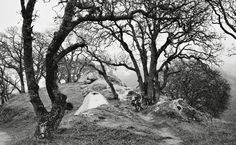 bicycle camping - one day!
