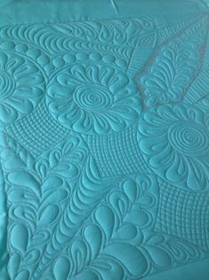 Whole Cloth Quilting Design Template | Skill Builder | Jen Eskridge | ReannaLilyQuilts.com