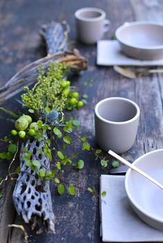 How to Make an Impromptu Centerpiece | Debra Szidon for Food52