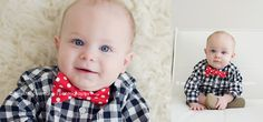 never thought ide like a bow tie. too cute
