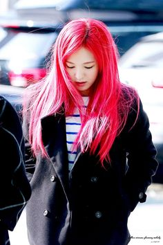 Red Velvet Wendy: Red Velvet Wendy Red Hair (21) - Son Seungwan