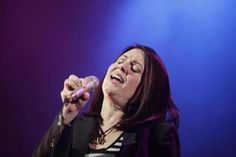 Megan Mullally's a powerhouse in Provincetown