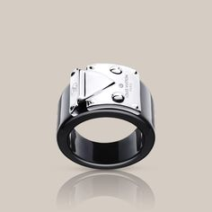 LOCK ME RING ... This is cute too...
