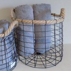 Camden wire storage basket