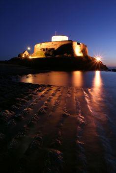 Fort Grey, Guernsey - Guernsey, Channel Islands