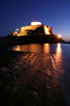Fort Grey, Guernsey - Guernsey, Channel Islands