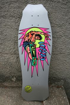Hosoi- this was my first skateboard!