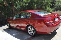 GS 460 Lexus Characteristics - http://autotras.com