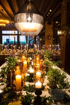 Brides: A Couple's Urban-Elegant Wedding at the Bowery Hotel in New York City