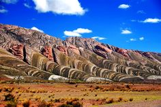 Quebrada de Humahuaca, Argentina San Salvador, Places Around The World, Around The Worlds, Countries Of The World, World Heritage Sites, South America, Latin America, Places To See, Monument Valley