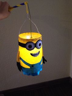 Sint Maarten: Minion lampion