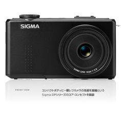 Sigma Merril Digital Camera with 46 Megapixel, FOVEON Direct Image Sensor, Fixed Lens - Best Gadgets Cameras Nikon, 35mm Camera, Digital Camera Prices, New Dp, Sigma Lenses, Kinds Of Camera, Canon Zoom, Pocket Camera, Fixed Lens