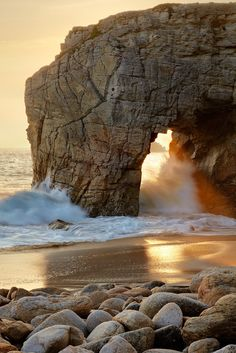 Peninsula of Quiberon - Brittany, France