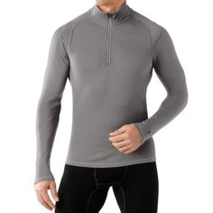 SmartWool NTS 250 Base Layer Top (For Men)