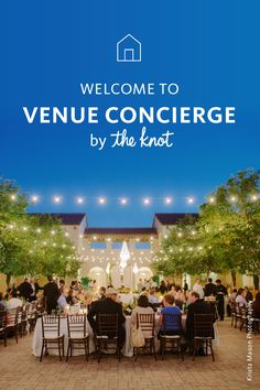 Welcome to Venue Concierge by The Knot, a brand new (free!) service brought to you by your favorite wedding experts. Let us help you find and book your perfect wedding venue.