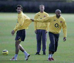 Pires, Henry, and Bergkamp