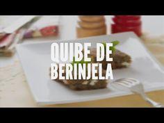 Quibe de berinjela - Lucilia Diniz