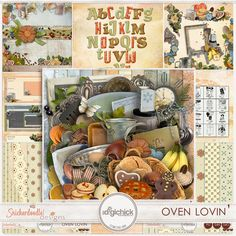 Oven Lovin Collection