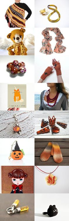 ♥ Fall Gift Guide ♥ by Elena Novikova on Etsy--Pinned with TreasuryPin.com
