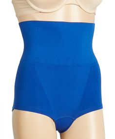 Loving this Surf the Web High-Waist Shaper Briefs on #zulily! #zulilyfinds