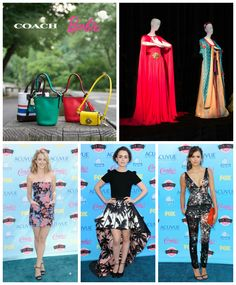 Las noticias sobre los Teen Choice awards, Disney en Harrods y la Barbie de Coach - Blog de Mosca Footwear