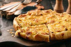 As tortas salgadas são formas deliciosas de você almoçar ou aproveitar o lanche da tarde. Você vai a... - Shutterstock