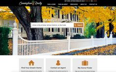 Cunningham Realty Launches New Web Site Home Finder, Search And Find, Mobile Responsive, City State, Real Estate Companies, School District, West Virginia, How To Find Out, Product Launch