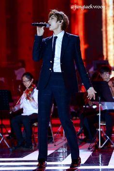 VIXX | Jung Taek Woon (Leo) | tumblr | © do not edit | © jungtaekwoon #celebrities