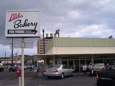 Liliha Bakery, Honolulu, Hawaii