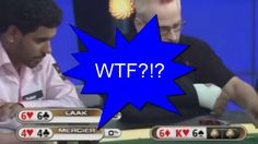 TOP 3 WTF POKER MOMENTS (Funniest Poker Hands Ever) Poker Hands, In This Moment, Funny, Youtube, Top, Funny Parenting, Hilarious, Youtubers, Crop Shirt