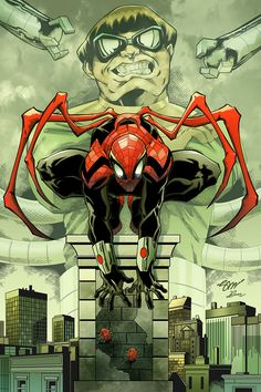The Earth's Mightiest, extraordinarycomics: The Superior Spider-Man...
