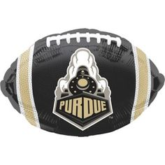 Bring your college football party to life with this football shaped Purdue University Junior Shape foil mylar balloon. Football Balloons, Football Themes, Halloween Costume Shop, Halloween Costumes For Kids, Mylar Balloons, Latex Balloons, Pep Rally, Purdue University