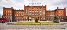 Budynek wrocławskiego dworca #Nadodrze #Wroclaw