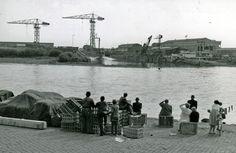 rijnkade arnhem | Arnhem, Rijnkade 1960 – Oud-Arnhem
