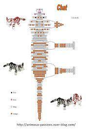 bracelet perle rocaille animaux - Recherche Google