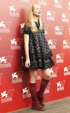 who are we: FASHION'S YOUNG GUNS: CHLOE MORETZ, ELLE FANNING AND HAILEE STEINFELD