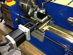 Lathe CNC Upgrade Is Nothing To Shake A Turned Stick At