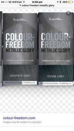 Colour Freedom Metallic Glory Stone Grey 417  adbadaeaba47