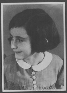 "Annelies ""Anne"" Frank in 1936.                                                                                                                                                                                 More"