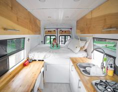 "1,624 Likes, 33 Comments - Life In A Sprinter Van (@ourhomeonwheels) on Instagram: ""H