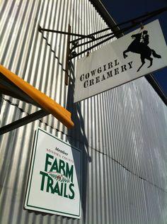 Cowgirl Creamery in Petaluma, CA