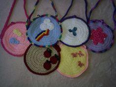 My Little Pony Purse My Little Pony Crochet by TheCreativeMandM