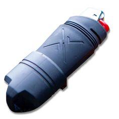 Exotac fireSLEEVE Ruggedized Waterproof Lighter - Black