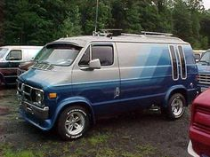 Custom Vans From the 70s | dodge . plymouth.
