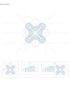 Apache Flex by Fuse Collective , via Behance http://www.behance.net/gallery/Apache-Flex/5126343