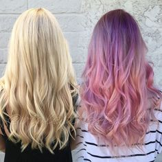 HOW-TO: Ashy Blonde to Multi-Dimensional Pink