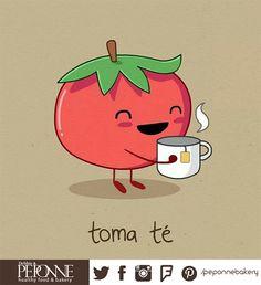 Keep calm and... tóma-te un tecito ;)
