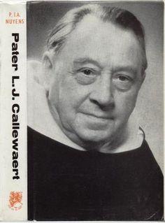 Foto Pater Juul Callewaert op kaft