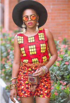 Chidinma - Fashionably dressed
