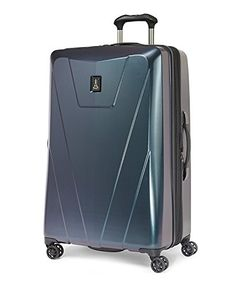 "Travelpro Maxlite 4 29"" Hardside Spinner, Black/Green ** Click on the image for additional details. #Luggage"